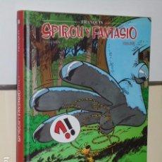 Cómics: SPIROU Y FANTASIO VOLUMEN 5 (1956 - 1958) FRANQUIN - PLANETA -. Lote 104309007