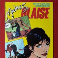 Cómics: COMICS MODESTY BLAISE N° 6. Lote 104459275