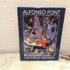 Cómics: HISTORIAS NEGRAS / ALFONSO FONT -ED. PLANETA. Lote 104488411