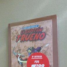 Cómics - LAS AVENTURAS DEL CAPITAN TRUENO (2009) - PLANETA DEAGOSTINI - VOLUMEN Nº 3 - 104507799