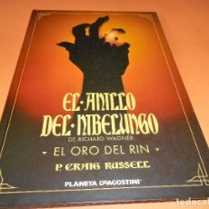 Cómics: EL ANILLO DEL NIBELUNGO. Nº 1 P, GRAIG RUSSELL. TAPA DURA. BUEN ESTADO.. Lote 104590503