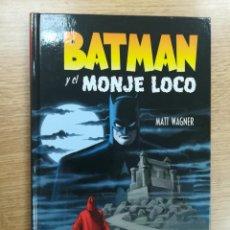 Cómics - BATMAN Y EL MONJE LOCO - 104682835