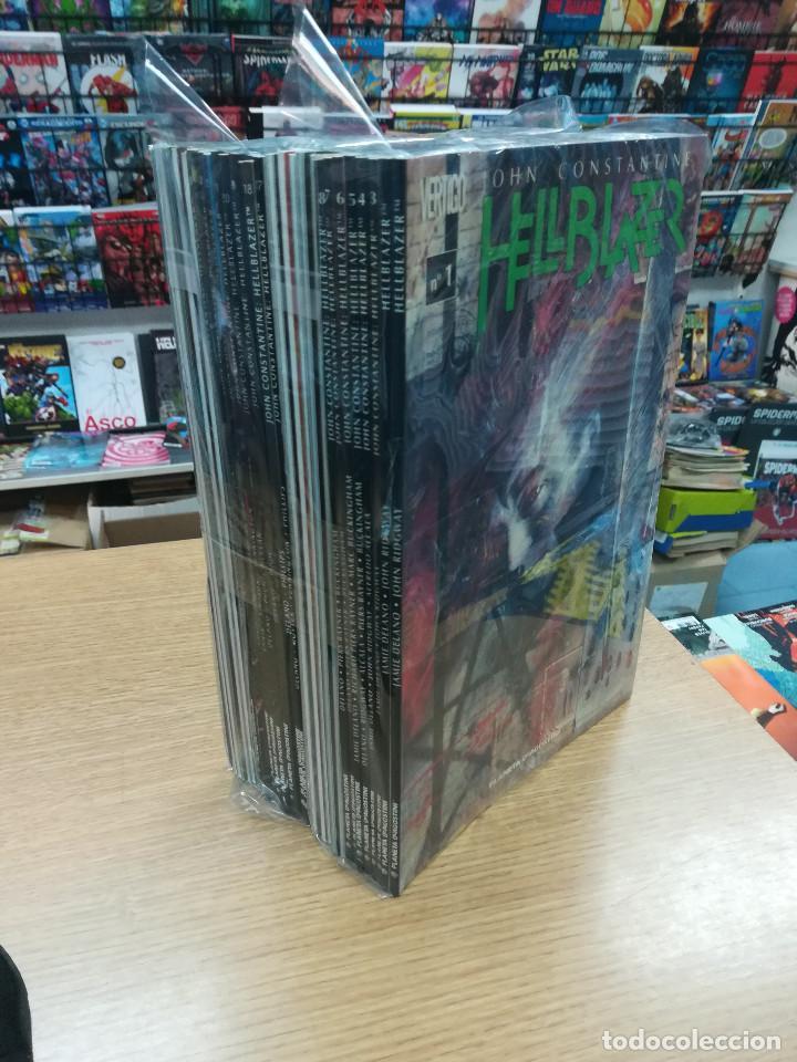 HELLBLAZER (48 PAGINAS - PLANETA) COLECCION COMPLETA (32 NUMEROS + 1 ESPECIAL) (Tebeos y Comics - Planeta)