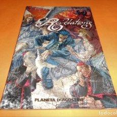 Cómics: REVELATIONS. PAUL JENKINS. RUSTICA. MUY BUEN ESTADO.. Lote 104867143