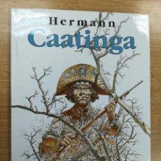 Cómics: CAATINGA (HERMANN) CARTONE. Lote 104895107