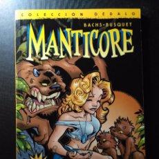 Cómics: MANTICORE. Lote 105609551
