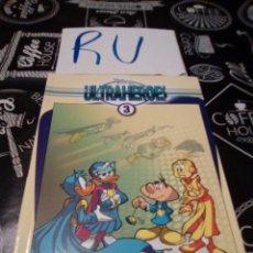 Cómics: COMIC ULTRAHEROES DISNEY 3. Lote 105668712