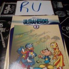 Cómics: COMIC ULTRAHEROES DISNEY NUMERO 3. Lote 105668960