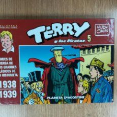 Cómics: TERRY Y LOS PIRATAS #5. Lote 125678734