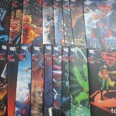 Cómics: SUPERMAN/BATMAN VOLUMEN 1 (OBRA COMPLETA 18 NÚMEROS) PLANETA - DESCUENTO 15%¡¡¡. Lote 106072131