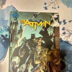 Cómics: BATMAN ETERNO INTEGRAL ECC. Lote 106098371