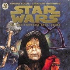 Cómics: STAR WARS : EL RETORNO DEL JEDI - Nº 12 DE 12 -- GEORGE LUCAS / HIROMOTO -- PLANETA. Lote 63897567