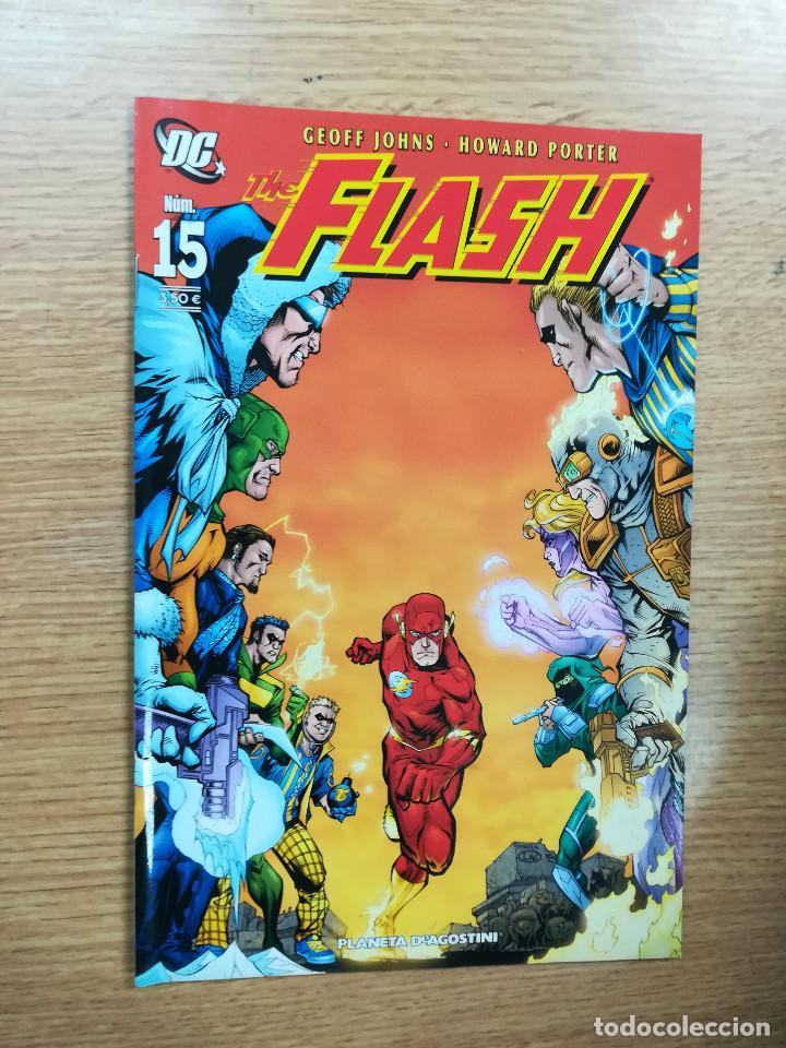 FLASH VOL 1 #15 (Tebeos y Comics - Planeta)