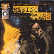 Cómics: COMIC RISING STARS: TOMO ACTO FINAL; PLANETA DEAGOSTINI. Lote 106670887