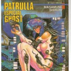 Fumetti: PATRULLA ESPECIAL GHOST. Nº 1 (DE 8). PLANETA. (C/A24). Lote 106679855