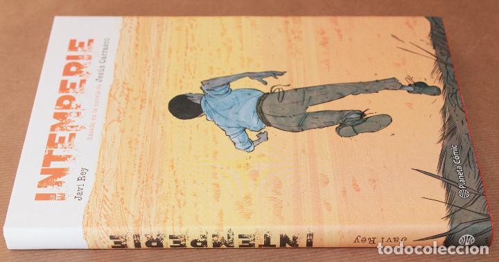 Cómics: INTEMPERIE - Ed Planeta año 2016 - cartoné con sobrecubierta - NUEVO (precintado) - Foto 2 - 107086007