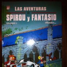 Cómics: LAS AVENTURAS DE SPIROU Y FANTASIO DE FOURNIER INTEGRAL VOLUMEN 1 2 Y 3 - PLANETA DESCATALOGADO. Lote 74327499