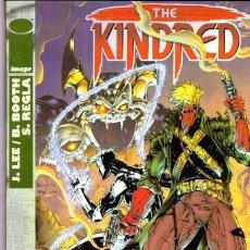 Cómics: THE KINDRED. 1995 PLANETA. WILDSTORM. IMAGE. Lote 107583659
