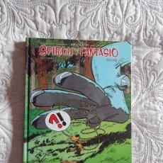 Cómics: SPIROU Y FANTASIO - 1956 - 1958 - VOLUMEN - 5. Lote 107589107