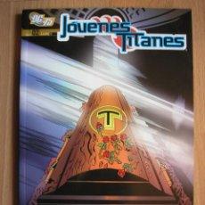 Cómics: JOVENES TITANES PLANETA, TOMO 2, LA MUERTE DE UN TITAN - POSIBILIDAD DE ENTREGA EN MANO EN MADRID. Lote 108828403