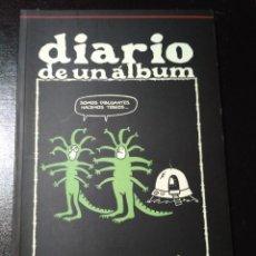 Cómics: DIARIO DE UN ÁLBUM. Lote 109187787