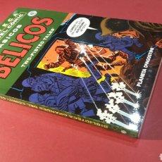 Cómics: CLASICOS BELICOS 1 EXCELENTE ESTADO PLANETA BIBLIOTECA GRANDES DEL COMIC. Lote 109557799