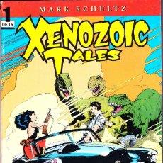Cómics - XENOZOIC TALES DE MARK SCHULTZ. 1 AL 6. 1999 PLANETA - 129153528