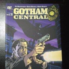Cómics: GOTHAM CENTRAL - Nº1. Lote 109631443