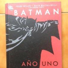 Cómics: INTEGRAL BATMAN AÑO UNO EDICION ABSOLUTE POR FRANK MILLER Y DAVID MAZZUCCHELLI - PLANETA. Lote 110546423