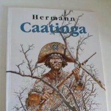 Cómics: CAATINGA - HERMANN. Lote 110700035