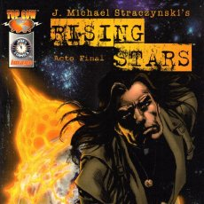 Cómics: RISING STARS ACTO FINAL -J.MICHAEL STRACZYNSKI'S·BRENT ANDERSON. Lote 111320691