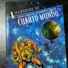 Cómics: CLÁSICOS DC - EL CUARTO MUNDO DE JACK KIRBY. Lote 111454791