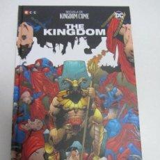 Cómics: THE KINGDOM - SECUELA DE KINGDOM COME 240 PAGINAS DC - ECC. Lote 111583919