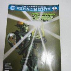 Cómics: GREEN LANTERN Nº 62 - RENACIMIENTO Nº 7 (ECC EDICIONES) C28. Lote 111743563