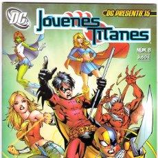 Cómics: DC PRESENTA 15: JOVENES TITANES # 8 ( DC , PLANETA ). Lote 111844139