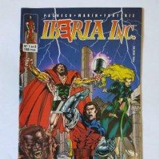 Cómics: IBERIA INC. NUMERO 1. Lote 111911887