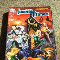 Cómics: -- JOVENES TITANES Nº 5 -- DC : PRESENTA Nº 9 -- DC / PLANETA --. Lote 112069531