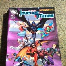 Cómics: JOVENES TITANES Nº 4 -- DC : PRESENTA Nº 7 -- DC / PLANETA --. Lote 112069607