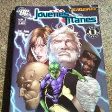 Cómics: JOVENES TITANES Nº 2 -- DC : PRESENTA Nº 3 -- DC / PLANETA --. Lote 112069675