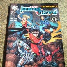Cómics: JOVENES TITANES Nº 1 -- DC : PRESENTA Nº 1 -- DC / PLANETA --. Lote 112069747