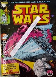 LA GUERRA DE LAS GALAXIAS - STAR WARS - Nº 12 - PLANETA - (Tebeos y Comics - Planeta)
