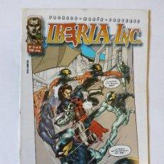 Cómics: IBERIA INC. NUMERO 5. Lote 111912131