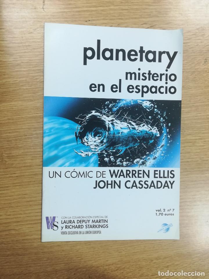 PLANETARY VOL 2 #7 (Tebeos y Comics - Planeta)
