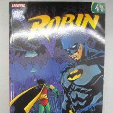 Cómics: ROBIN UNIVERSO DC Nº 4 DE 6 PLANETA DEAGOSTINI MUY BUEN ESTADO. Lote 112517191