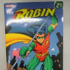 Cómics: ROBIN UNIVERSO DC Nº 2 DE 6 PLANETA DEAGOSTINI MUY BUEN ESTADO. Lote 112517391