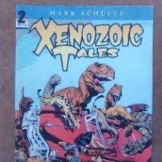 Cómics: XENOZOIC TALES Nº 2 - PLANETA - C07 - OFM15. Lote 112788195
