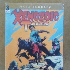 Cómics: XENOZOIC TALES Nº 3 - PLANETA - C07 - OFM15. Lote 112788243