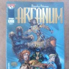 Cómics: ARCANUM Nº 1 (BRANDON PETERSON) - PLANETA - MUY BUEN ESTADO - OFM15. Lote 113095651