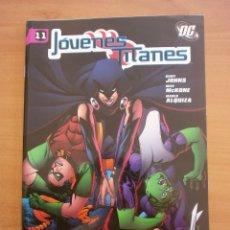 Comics: JÓVENES TITANES Nº 11. Lote 113103983