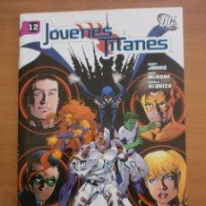 Comics: JÓVENES TITANES Nº 12. Lote 113104027